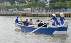 """Tuyến du lịch đầu tiên trên """"dòng xanh kênh"""" Nhiêu Lộc"""