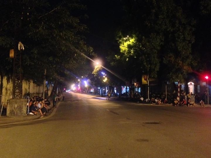 Quốc khánh, diễu binh, Chủ tịch nước, Trương Tấn Sang