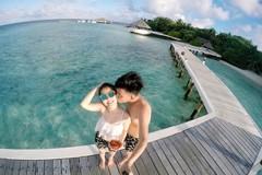 Đưa hotgirl đi du lịch Maldives: Tiêu không hết 20 triệu