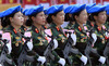 Những binh chủng đặc biệt diễu binh mừng Quốc khánh