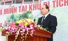 Khánh thành Nhà tưởng niệm Chủ tịch Hồ Chí Minh tại Khu di tích K9