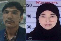 Thái truy nã chồng nữ nghi can đánh bom Bangkok