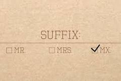 """Từ điển Oxford thêm danh xưng """"Mx"""""""