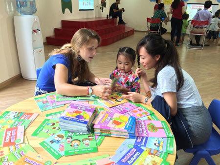 10 lý do giúp Touch English! 'chinh phục' trẻ mầm non