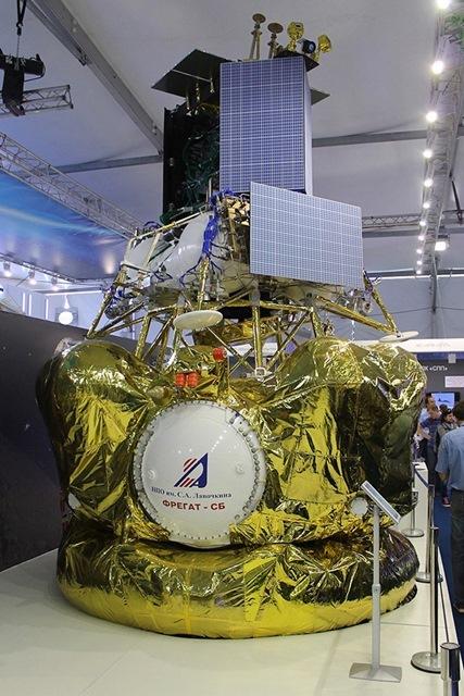 Nga lên kế hoạch đưa người trở lại Mặt trăng - 2