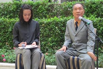 Thầy Nguyễn Ngọc Ký nói về khai giảng và bệnh thành tích