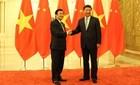 Chủ tịch nước đề nghị TQ duy trì hòa bình Biển Đông