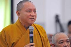 'Phải cấm sư giả, lợi dụng tôn giáo làm việc bất chính'