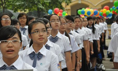 Hơn 22 triệu học sinh, sinh viên vào năm học mới