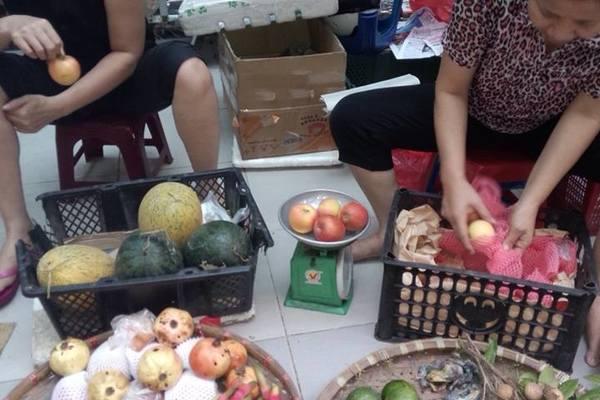 Táo Tàu đội lốt Hà Giang lừa dân sành Hà Nội