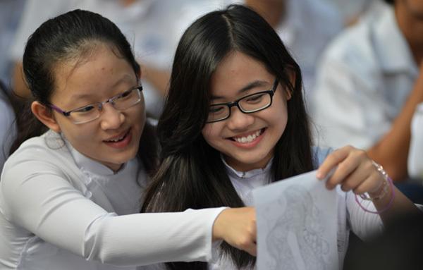 khai giảng, năm học mới, 2015-2016, Lê Hồng Phong, trường chuyên