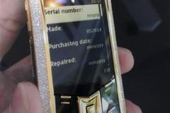 Mua chịu điện thoại Vertu hơn 1 tỷ đồng rồi bỏ trốn
