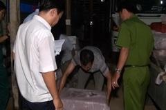 Nhập tiết lợn từ Mỹ về Việt Nam
