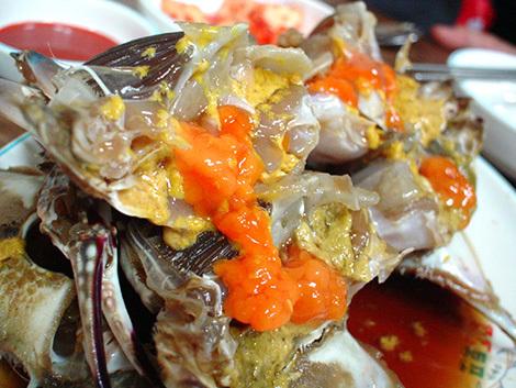 Kinh hoàng măng tre giả bò khô, cua gạch từ lòng đỏ trứng vịt