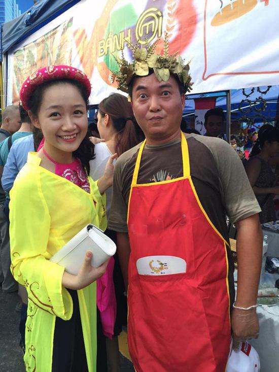 BTV Diệp Anh, Lưu Minh Vũ chuyển nghề đầu bếp