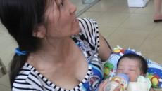 Hơn một giờ giải cứu bé sơ sinh bị hàng xóm hãm hại