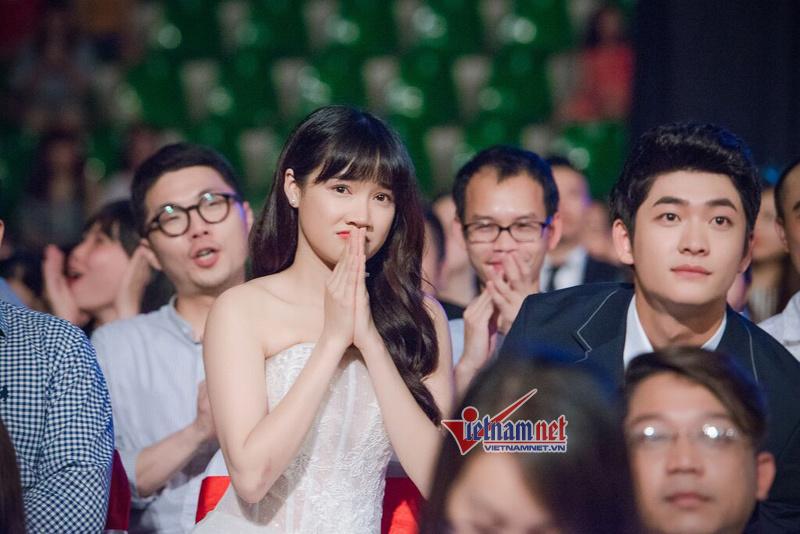 Khoảnh khắc đẹp của Nhã Phương - Kang Tae Oh