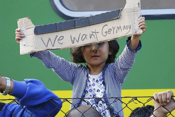 Đức chi 6 tỷ Euro giúp người tị nạn và di cư
