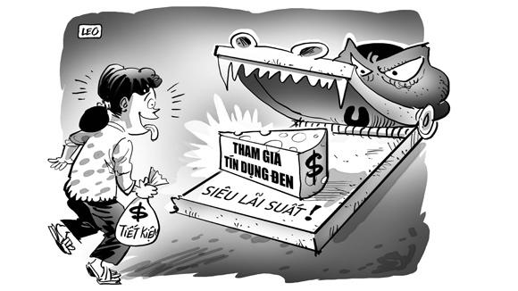 Vay 200 triệu, mất nhà 10 tỷ đất vàng Hà Nội