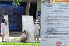 Phạt 8 triệu đồng quảng cáo lộ nội y trên đường phố
