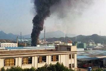 Thế giới 24h: Lại nổ nhà máy hóa chất ở TQ