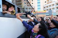 Hai miền Triều Tiên ấn định ngày đoàn tụ gia đình