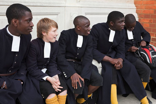Những bộ đồng phục đẹp nhất của học sinh thế giới