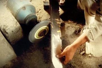 IS tung video mài gươm sát hại lính Afghanistan