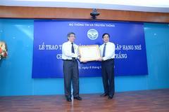 Thứ trưởng Bộ TT&TT Lê Nam Thắng nghỉ hưu