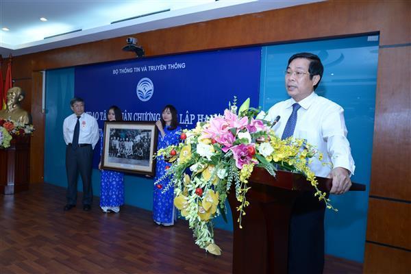 thứ trưởng, Lê Nam Thắng, nghỉ hưu, huân chương, Lao Động, hạng nhì