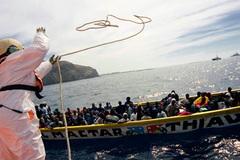 Mạng người trên vùng biển chết chóc Địa Trung Hải