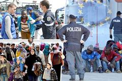 Nỗi khổ châu Âu: Nhận hay chối bỏ tị nạn?