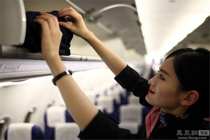 Công việc sau chuyến bay của nữ tiếp viên hàng không