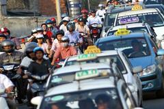Taxi Việt Nam: Đắt hơn thành phố đắt đỏ nhất thế giới