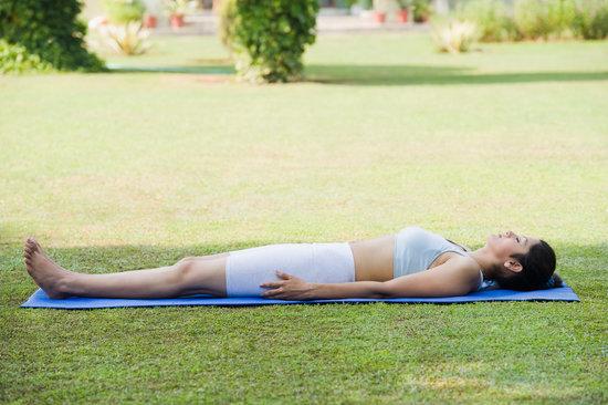 bài tập, yoga, ngủ ngon