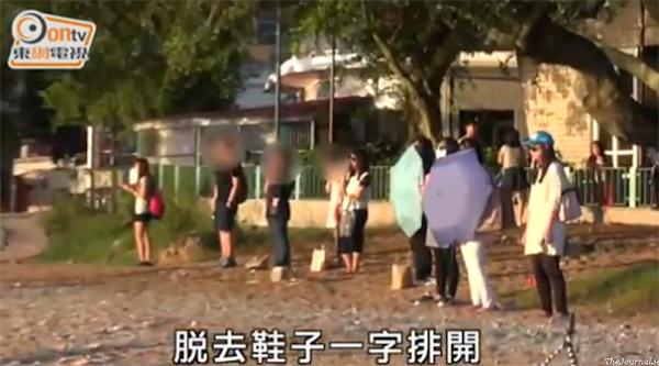 Mốt giảm cân 'không thể tin nổi' tại Hồng Kông