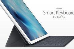 iPad Pro 12,9 inch ra mắt với bàn phím và bút Pencil cảm ứng