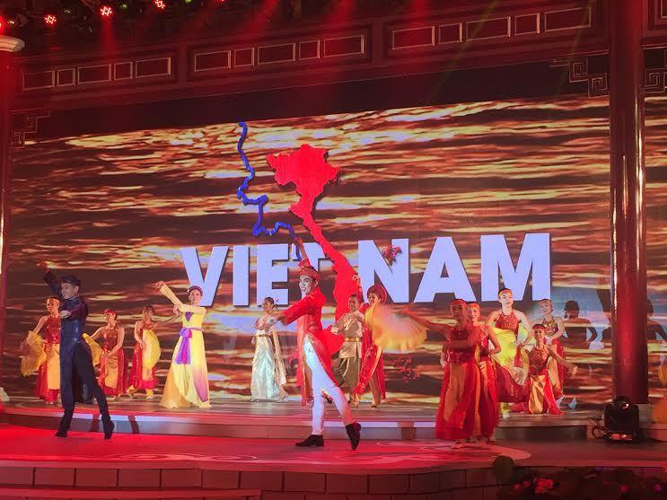 hội chợ du lịch, tp Hồ Chí Minh, năm quốc gia, một điểm đến