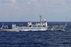 Tàu hải cảnh TQ đi vào vùng biển tranh chấp với Nhật