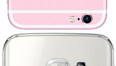 iPhone 6s đại chiến Galaxy S6: 6 điểm thắng, 8 điểm thua