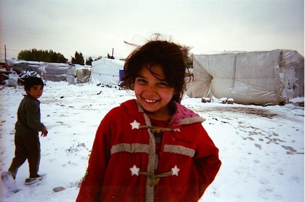 Chùm ảnh đặc tả nỗi khổ của trẻ em ở trại tị nạn - 9
