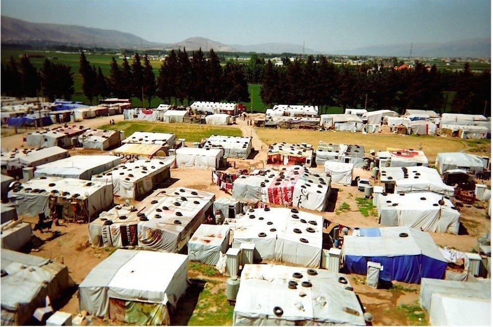 Chùm ảnh đặc tả nỗi khổ của trẻ em ở trại tị nạn - 13