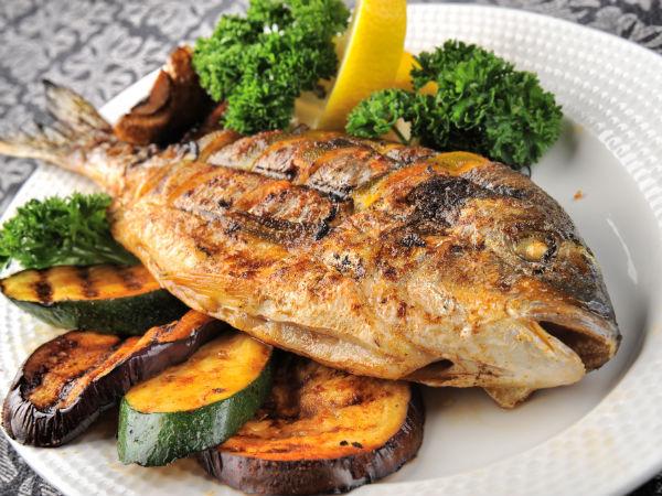 sống lâu, ăn cá, sai lầm, thức ăn