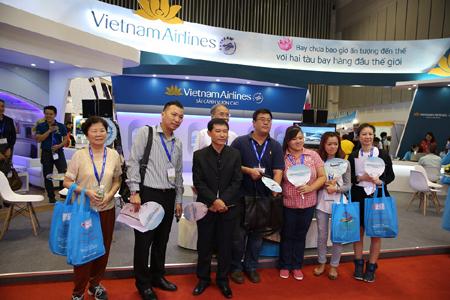 Vietnam Airlines- hãng hàng không Việt xuất sắc nhất 2015