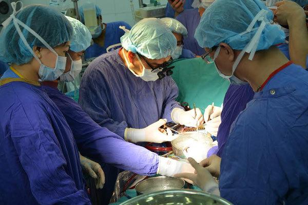 Nhật ký hành trình quả tim, lá gan đi xuyên Việt cứu người
