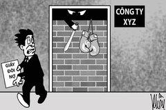Con nợ và những độc chiêu khiến ngân hàng bỏ chạy