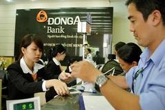 Đình chỉ lãnh đạo cao cấp DongA Bank