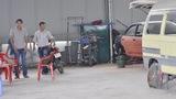 Ông chủ gara ô tô bị sát hại dã man