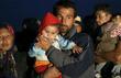 Người di cư ồ ạt tràn vào Hungary