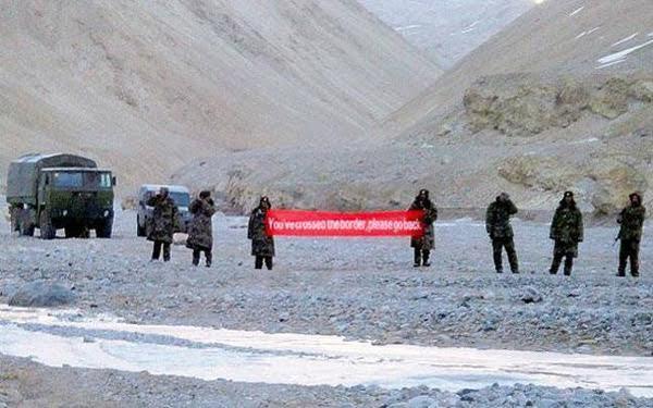 Thế giới, 24h, Ấn Độ, Trung Quốc, đối đầu